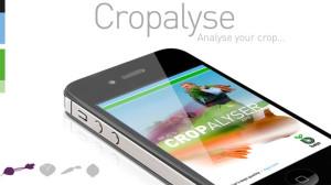 Logo-ul aplicatiei Cropalyser.